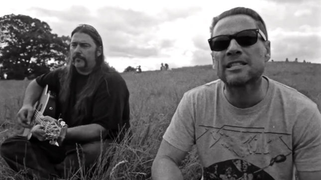 RICHARDS/CRANE Reveal Tracklisting For Upcoming Full-Length Album; MYLES KENNEDY Guests On
