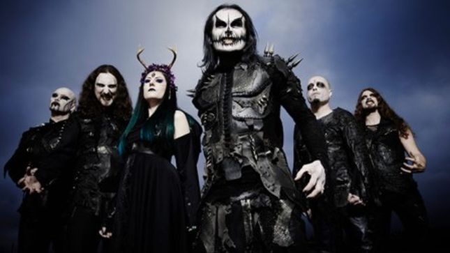 CRADLE OF FILTH Keyboardist / Backing Vocalist LINDSAY SCHOOLCRAFT Checks In From Russian Tour -