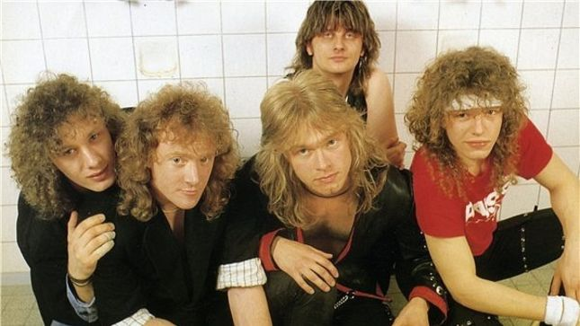 """Former Noise Records Head Recalls KAI HANSEN Departure From HELLOWEEN - """"He Simply Could Not Cope With WEIKATH, Who Wanted To Make Pop Metal"""""""