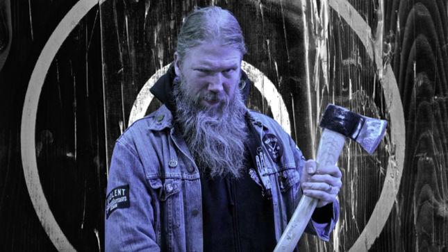 AMON AMARTH - Viking Axe Battle At Toronto's BATL; Video Streaming