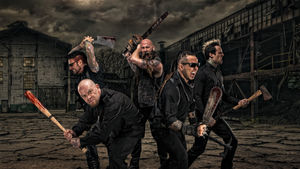 FIVE FINGER DEATH PUNCH Ink North American Label Deal With Rise Records