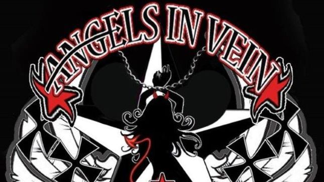 Members Of L.A. GUNS, FASTER PUSSYCAT, WHITE LION Form New Band ANGELS IN VEIN