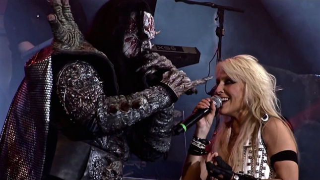 """DORO Premiers """"Bad Blood"""" Video Featuring LORDI From Upcoming Strong And Proud - 30 Years Of Rock And Metal"""