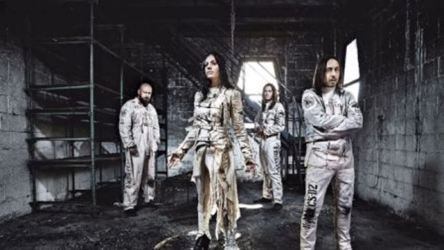 LACUNA COIL - New Album Hits #1 On American iTunes Metal Charts