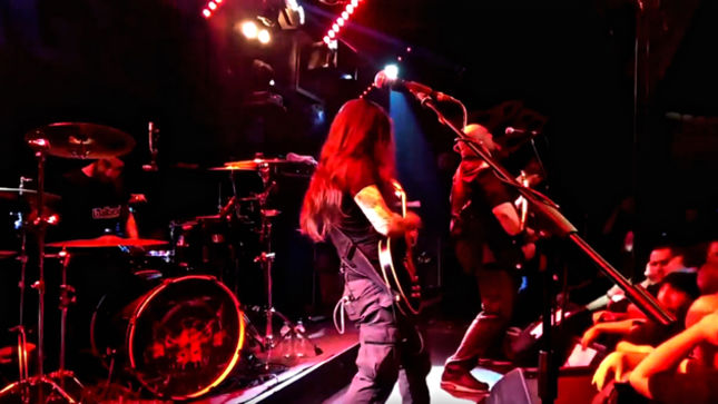 "RAGE Premier Official Live Video For ""My Way"""
