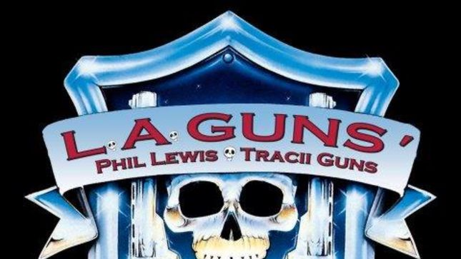 L.A. GUNS - PHIL LEWIS, TRACII GUNS Reunite For Five Shows