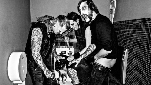 "COMBICHRIST Streaming ""Skullcrusher"" Lyric Video"