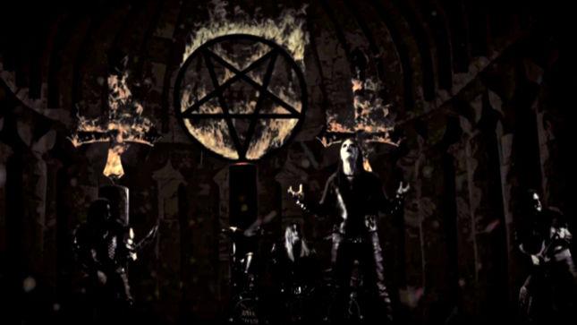 "DARK FUNERAL Premier ""Unchain My Soul"" Music Video"