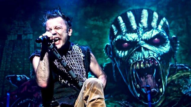 Iron Maiden&#39-s Bruce Dickinson Suggests He Got Throat Cancer From ...