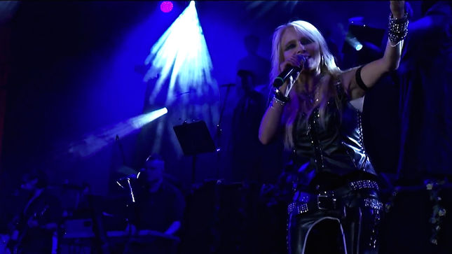 "DORO Premiers ""Love Me In Black"" Video From Upcoming Strong And Proud - 30 Years Of Rock And Metal"