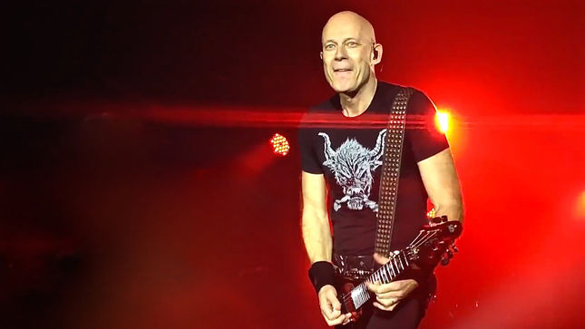 "ACCEPT Guitarist WOLF HOFFMANN Launches ""Night On Bald Mountain"" Video"