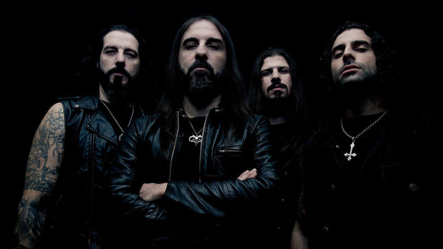 "ROTTING CHRIST Premier ""Devadevam"" Lyric Video"