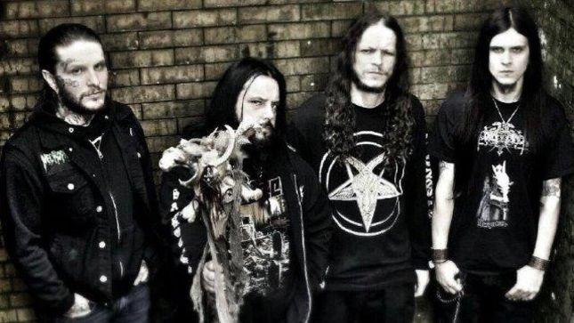 HAXXAN - Featuring Killjoy Of NECROPHAGIA - Sign With Hells Headbangers