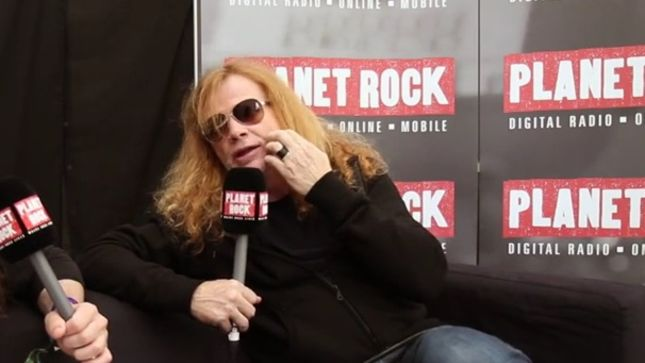 "BLACK SABBATH Became ""A Way Of Life"" For MEGADETH's Dave Mustaine"