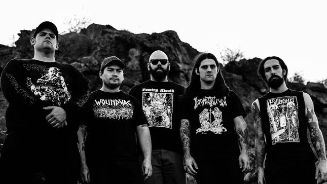"GATECREEPER Streaming New ""Stronghold"" Single"