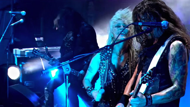 """DORO Premiers """"Earthshaker Rock"""" Video From Upcoming Strong And Proud - 30 Years Of Rock And Metal Release"""