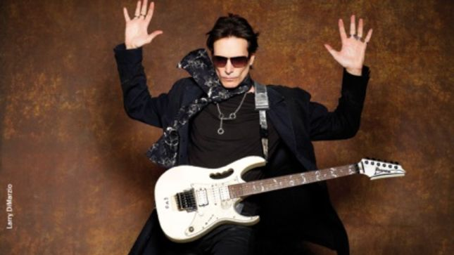 "STEVE VAI - New Modern Primitive Track ""Dark Matter"" Streaming"