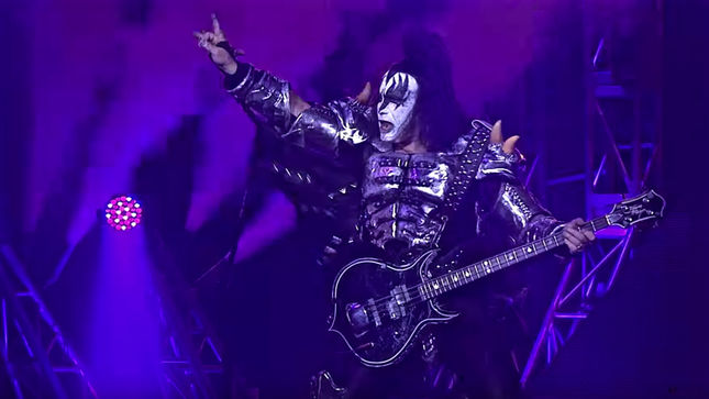 KISS - New Video Teaser Posted For Upcoming KISS Rocks Vegas Multi-Format Release