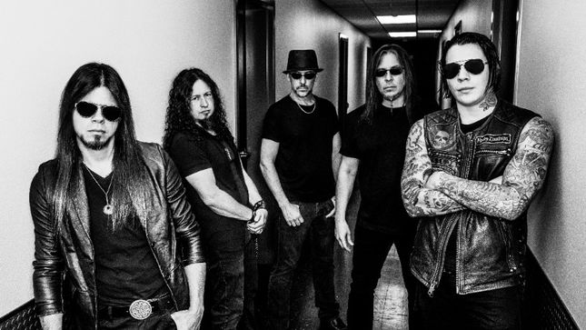 QUEENSRŸCHE Announce US Fall Headline Tour With ARMORED SAINT, MIDNIGHT ETERNAL
