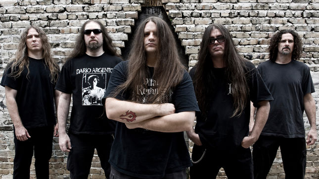 CANNIBAL CORPSE - New Album Title, Artwork, Tracklisting Revealed