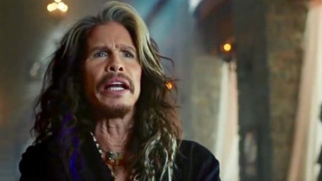 "STEVEN TYLER - ""Having 15 Great Songs Is Like Having 15 Better-Than-Ever-Before Orgasms"""
