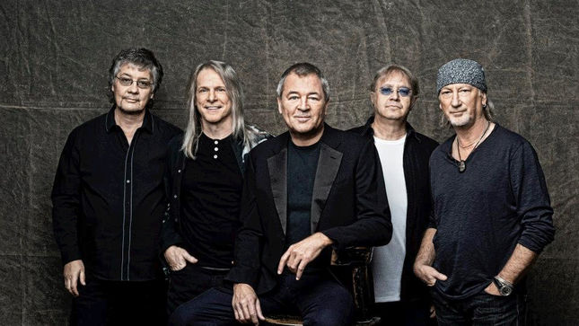 "DEEP PURPLE – New Album ""Coming Out In February"", Says IAN GILLAN"