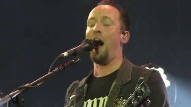 Volbeat Pro Shot Footage Of Entire Rock Am Ring 2016 Show Posted
