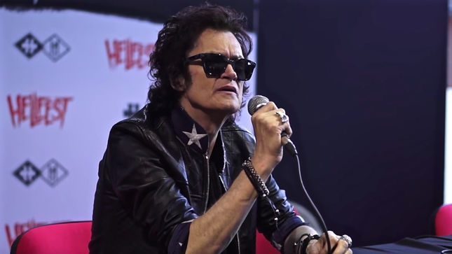 "GLENN HUGHES Looks Back On BLACK SABBATH's Seventh Star Album - ""I Don't Sound Like OZZY OSBOURNE And I Don't Sound Like RONNIE JAMES DIO""; Video"
