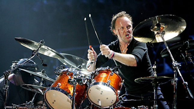 METALLICA Drummer LARS ULRICH Talks Master Of Puppets In New Interview With Library Of Congress -