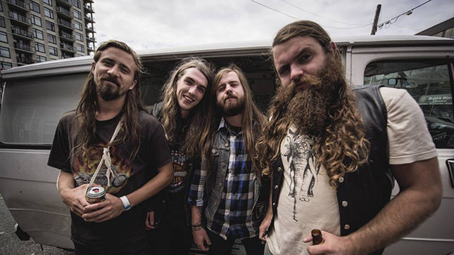 Black Wizard Announce North American Tour Dates With