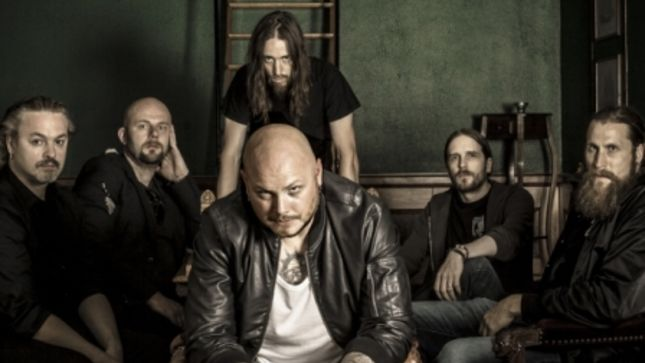 "SOILWORK Release Official Visualizer Clip For ""These Absent Eyes"""