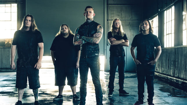 """CARNIFEX Release """"Slow Death"""" Music Video"""