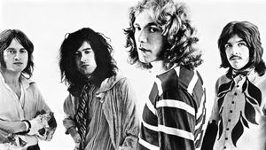 "LED ZEPPELIN Streaming Previously Unreleased Track ""Sunshine Woman"""