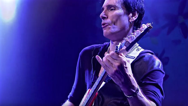 steve vai announces passion and warfare 25th anniversary north american tour. Black Bedroom Furniture Sets. Home Design Ideas