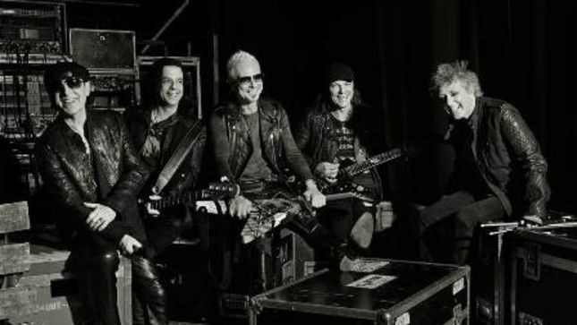 SCORPIONS To Perform In Australia For The First Time Ever In October 2016