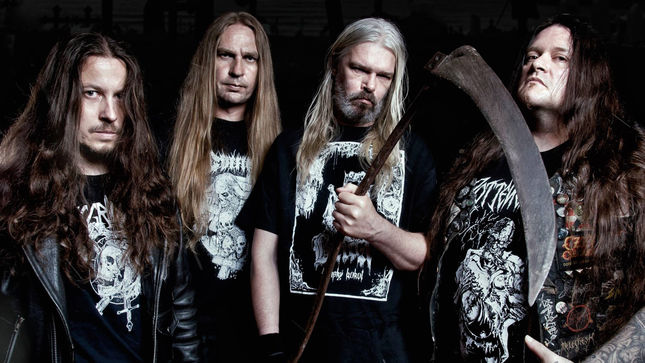 ASPHYX - Incoming Death Album Artwork, Tracklisting Revealed; Record Release Show Announced