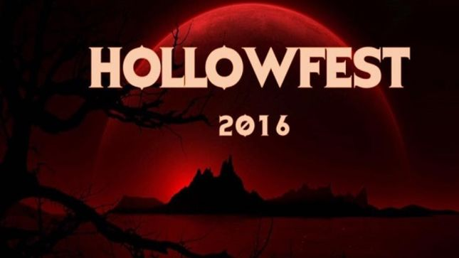SLEEPY HOLLOW Confirms SUNLESS SKY, POWER THEORY, PSYCHOPRISM And More For Hollowfest 2016