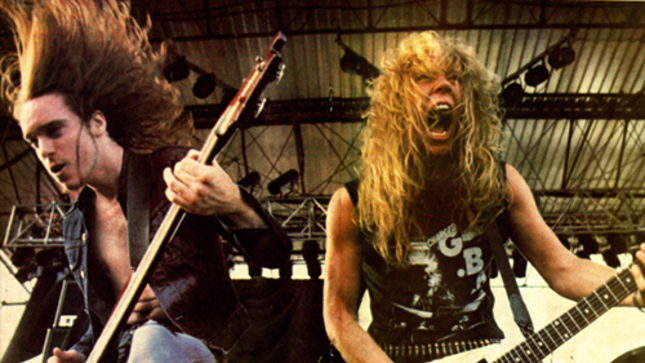 Brave History July 27th, 2017 - METALLICA, RAINBOW, KILL DEVIL HILL, DANGEROUS TOYS, LYNYRD SKYNYRD, AC/DC, PANTERA, QUIET RIOT, MORTIFICATION, AVENGED SEVENFOLD, DECREPIT BIRTH, THE ROTTED, DEW-SCENTED, TANKARD, TESTAMENT, MERCENARY, And More!