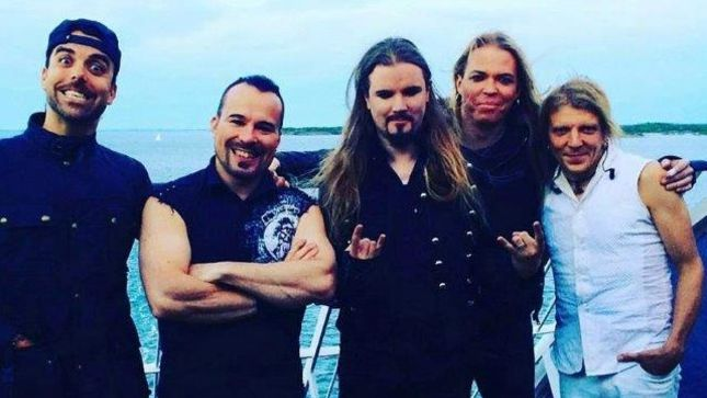 "APOCALYPTICA Perform ""House Of Chains"" Live At Sonisphere 2016; Video"