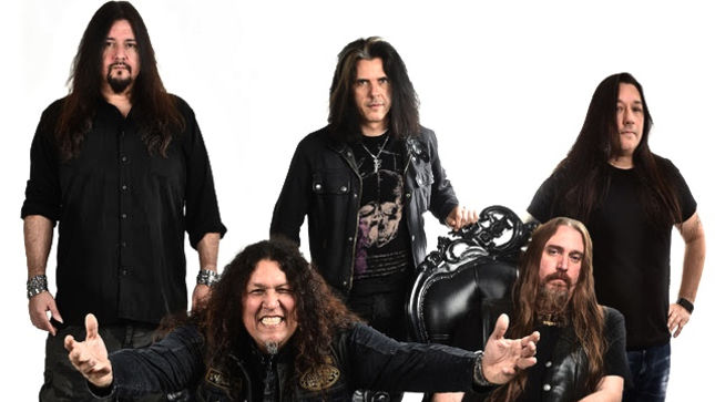 TESTAMENT Unveil The Brotherhood Of The Snake Cover Artwork