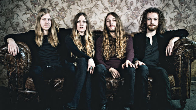 BLUES PILLS Release Lady In Gold Album; New Trailer Video Streaming