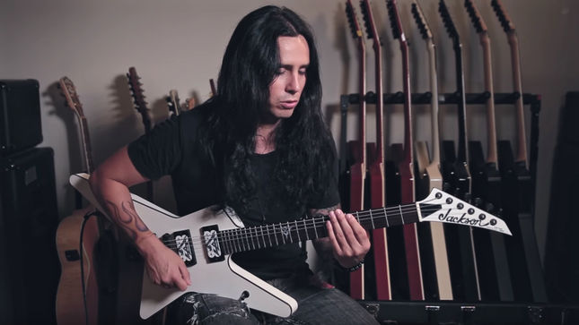 """FIREWIND Guitarist GUS G. Offers """"Burn"""" Guitar Lesson And Other Tips; Video"""