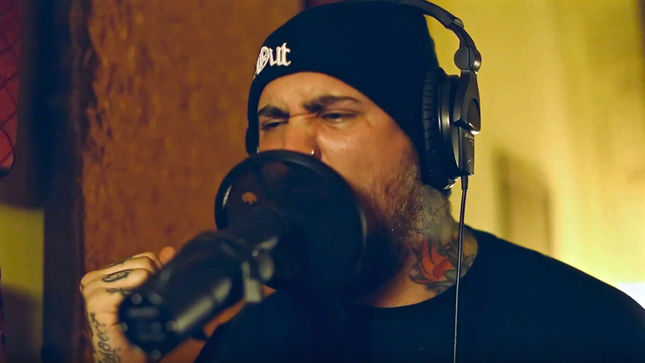 THY ART IS MURDER, THE ACACIA STRAIN, FIT FOR AN AUTOPSY - The Depression Sessions Recording Documentary Video Streaming