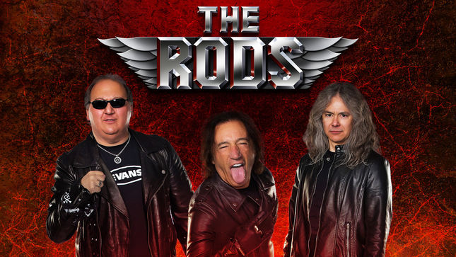THE RODS To Headline Electric City Music Conference In September