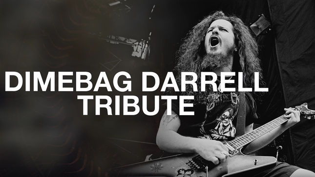 "THE HAUNTED / FEARED Guitarist OLA ENGLUND Releases Video In Tribute To Late PANTERA Guitarist ""DIMEBAG"" DARRELL ABBOTT"