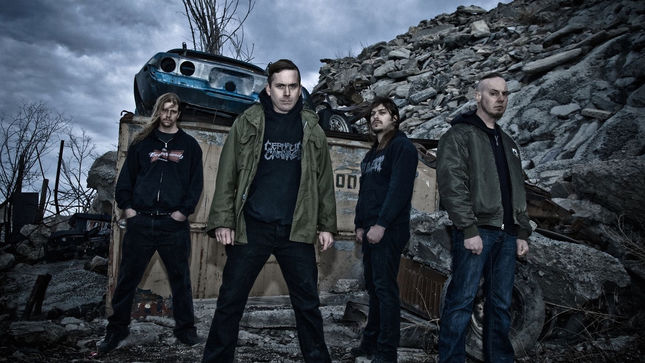 CATTLE DECAPITATION Launch Pre-Order For The Flesh Is Of No Use DVD