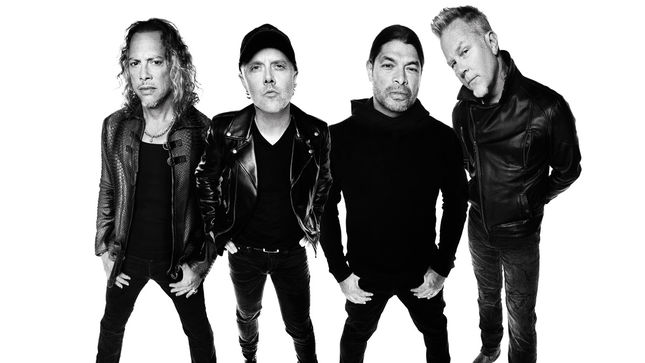 METALLICA - WorldWired Tour Kicking Off 2017 In Seoul, South Korea