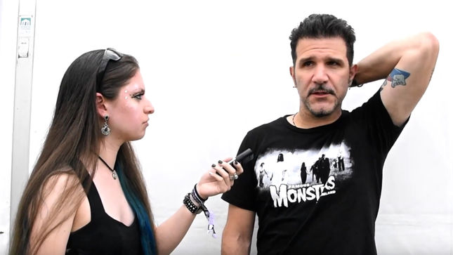 Anthrax Drummer Charlie Benante I Think We Have A Lot More Music In Us Video