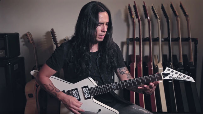 "FIREWIND Guitarist GUS G. Offers ""We Are One"" Guitar Lesson Video; Creative Soloing Approach Included"