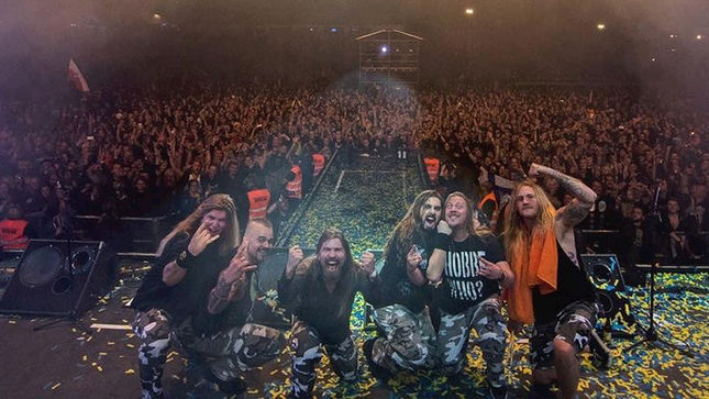 SABATON Introduce New Guitarist TOMMY JOHANSSON